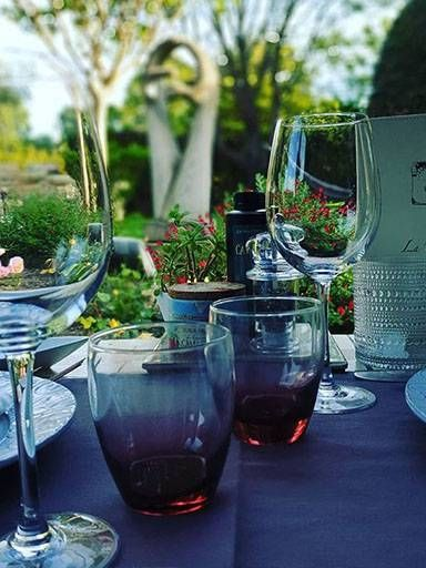 Le Restaurant - La Table d'Yvan - Restaurant Saint-Remy-de-Provence
